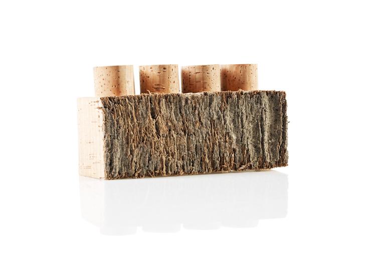 软木塞的生产04-葡萄牙软木协会图片库