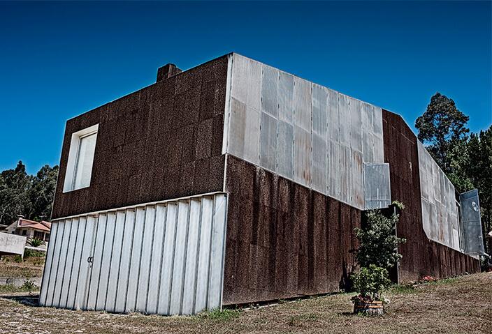 软木建筑03-葡萄牙软木协会图片库