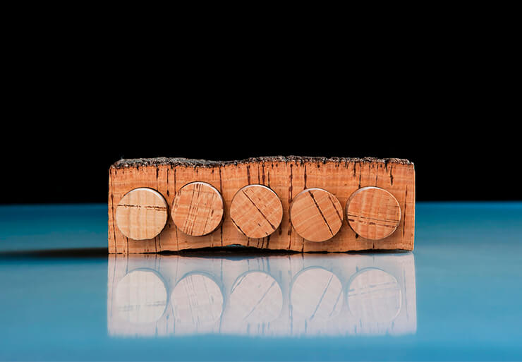 天然软木塞01-葡萄牙软木协会图片库